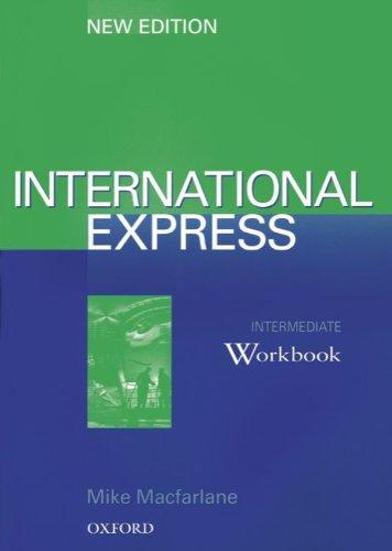 9783464376874: International Express. New Edition. Intermediate. Workbook