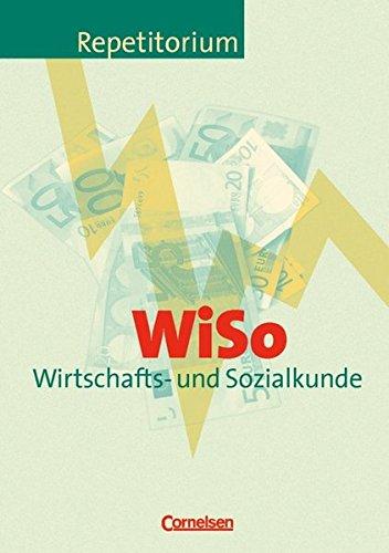 9783464413135: Repetitorium Wirtschafts- und Sozialkunde: Schülerbuch