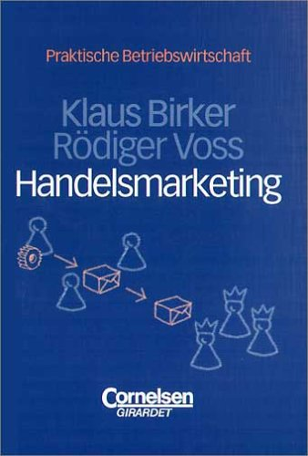 9783464489963: Handelsmarketing.