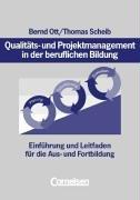 9783464491362: Qualitäts- und Projektmanagement in der Beruflichen Bildung.