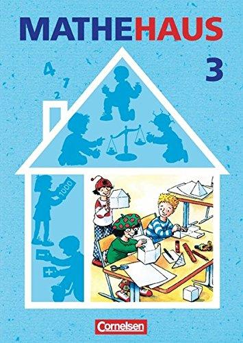 9783464514030: Mathehaus 3 / Sch�lerbuch /  Allgemeine Ausgabe