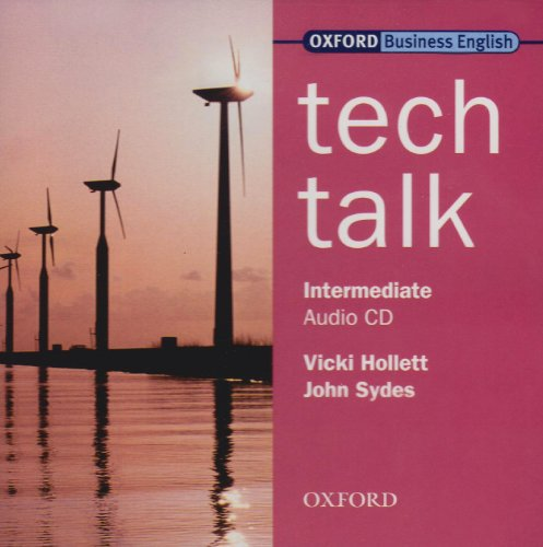 9783464558119: [(Tech Talk: Intermediate: Class Audio CD)] [Author: Vicki Hollett] published on (February, 2009)