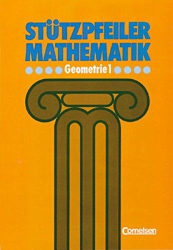 9783464561416: Stützpfeiler Mathematik, Geometrie