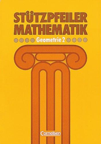 9783464561423: Stützpfeiler Mathematik, Geometrie