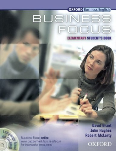 9783464568262: Business Focus. Elementary. Student's Book with CD-ROM