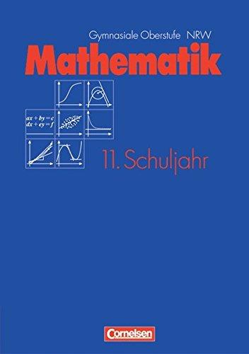 Mathematik, Sekundarstufe II, Ausgabe Nordrhein-Westfalen, EURO, Mathematik: Gisela Bielig-Schulz, Volker