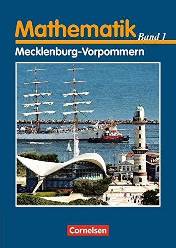 Mathematik Sekundarstufe II. Band 1. Analysis. Schülerbuch. Mecklenburg-Vorpommern (Paperback)