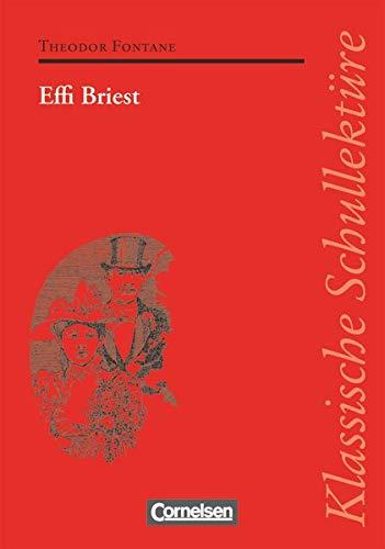 9783464600184: Effi Briest: Text - Erläuterungen - Materialien