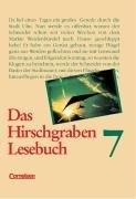 Das Hirschgraben - Lesebuch. 7. Schuljahr. RSR.: Julius Shulman
