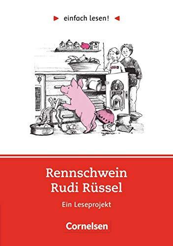 9783464601631: einfach lesen. Rennschwein Rudi Rüssel. Aufgaben und Übungen. Ein Leseprojekt zu dem gleichnamigen Roman. (Lernmaterialien)
