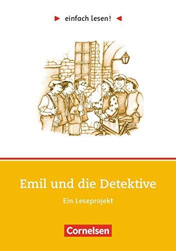 Einfach Lesen!: Emil Und Die Detektive (German: Erich Kästner
