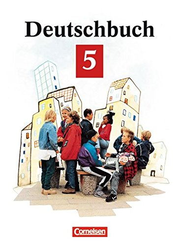 Deutschbuch: Deutschbuch 5 Allgemeine Ausgabe (German Edition): Brenner, Gerd; Erlach,