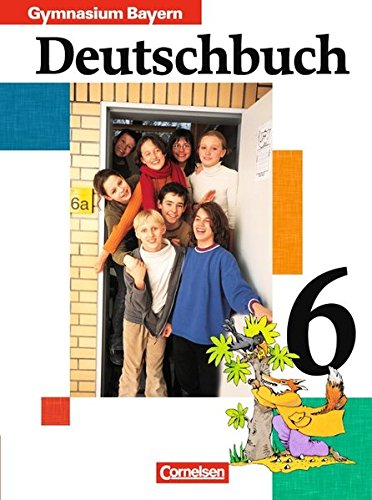 9783464603529: Deutschbuch: Deutschbuch 6 Sprach - Und Lesebuch (German Edition)