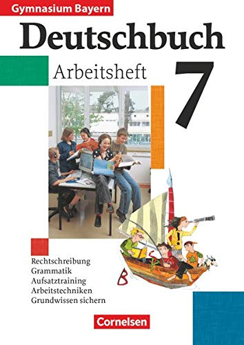 9783464603598: Deutschbuch: Deutschbuch 7 Arbeitsheft (German Edition)