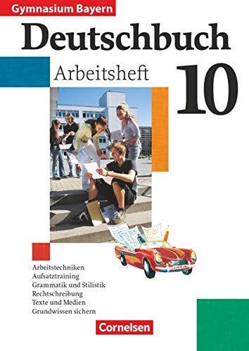 9783464603628: Deutschbuch: Deutschbuch 10 Arbeitsheft (German Edition)