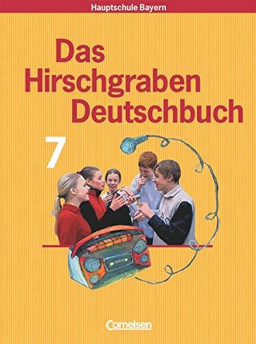 9783464604762: Das Hirschgraben Sprachbuch 7. Schulerbuch. Neu. Bayern