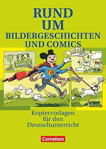 9783464605660: Rund um bildergeschichten und comics. Per le Scuole superiori
