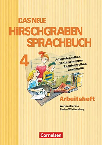 9783464607176: Das neue Hirschgraben Sprachbuch, BW, Hs