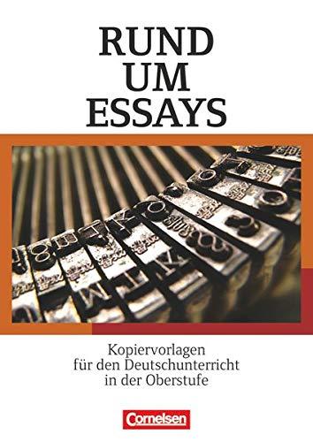9783464607787: Rund um Essays