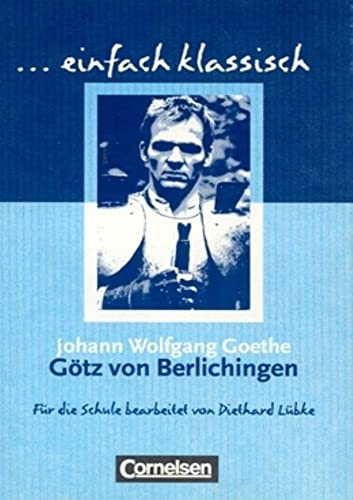 9783464609408: Gotz Von Berlichingen (German Edition)