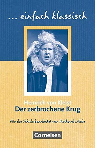 9783464609545: Der Zerbrochene Krug (German Edition)