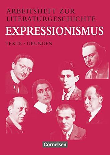 9783464611579: Arbeitshefte zur Literaturgeschichte, Expressionismus