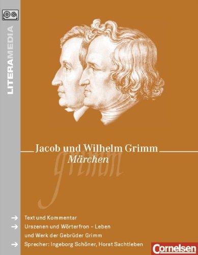 9783464614563: LiteraMedia: Grimms Märchen: Audio Book