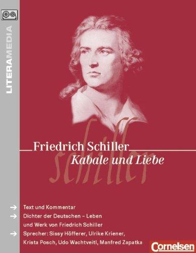 LiteraMedia: Kabale und Liebe: Audio Book: Schiller, Friedrich Von