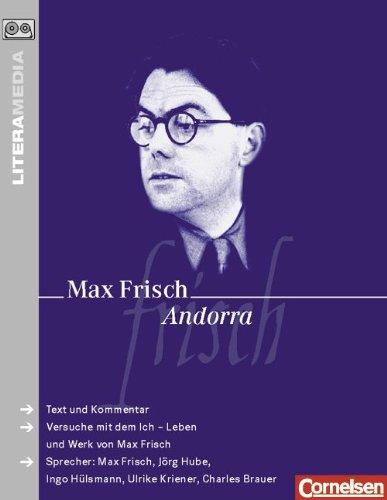 9783464614693: LiteraMedia: Andorra: Audio Book