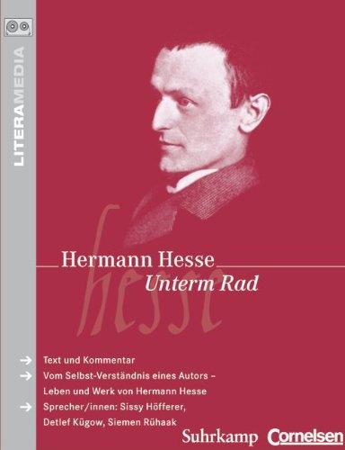 LiteraMedia: Unterm Rad, 2 Cassetten: Hermann Hesse