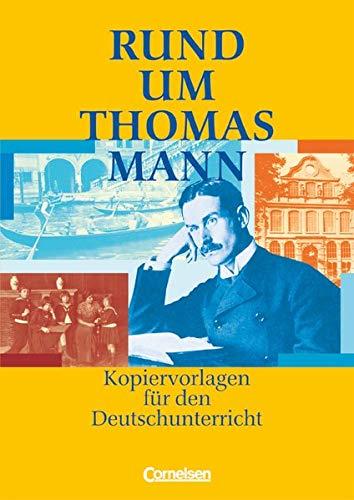 9783464615959: Rund um Thomas Mann