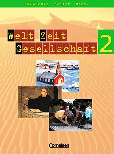 9783464639641: Menschen Zeiten Räume 2. Arbeitsbuch für Welt, Zeit, Gesellschaft. Baden Württemberg