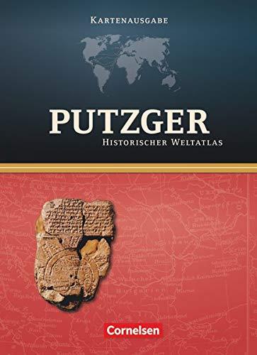 9783464639733: Putzger Historischer Weltatlas. Kartenausgabe. 104. Auflage
