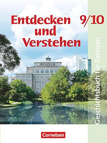 9783464642146: Entdecken und Verstehen. 9./10. Schuljahr. Mittelschule Sachsen: Arbeitsbuch für Geschichte und Politik.Vom kalten Krieg bis zur Gegenwart