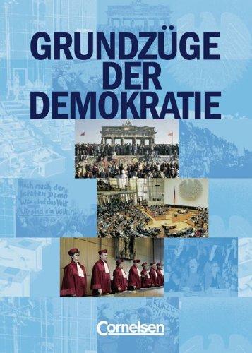 9783464650059: Grundwissen Politik, Sekundarstufe II, Bd.1, Grundzüge der Demokratie