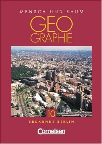 9783464655832: Geographie 10. Berlin. Mensch und Raum. (Lernmaterialien)