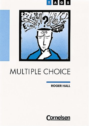 TAGS, Multiple Choice (9783464665718) by Roger Hall; Albert-Reiner Glaap