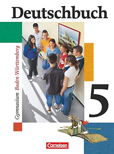 9783464680162: Deutschbuch Gymnasium 05.9. Schuljahr. Schülerbuch. Baden-Württemberg: Sprach- und Lesebuch