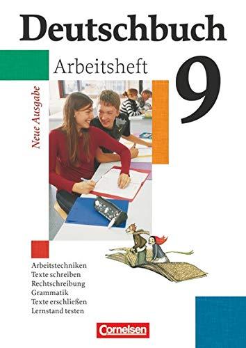 Deutschbuch: Deutschbuch 9.Schuljahr Arbeitsheft Mit Losungen (Paperback)