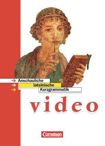 9783464797075: Video. Anschauliche lateinische Kurzgrammatik