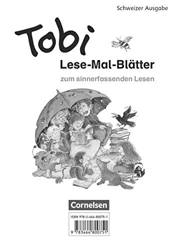 9783464800751: Lese-Mal-Blätter