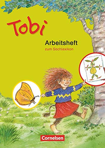 9783464801321: Tobi-Fibel. Arbeitsheft zum Sachlexikon. Neubearbeitung. Leselehrgang und Lesetexte. (Lernmaterialien)