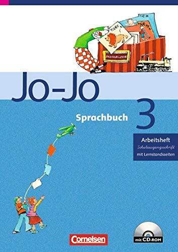 Jo-Jo Sprachbuch - Ausgabe C: 3. Schuljahr: Frido Brunold, Erika