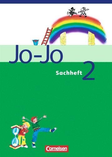 9783464814444: Jo-Jo Heimat- und Sachunterricht 2. Sachheft. Östliche Bundesländer und Berlin