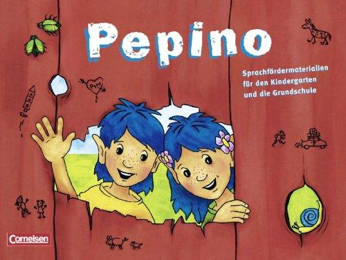9783464844304: Pepino 416 Bildkarten (240 Bild-, 140 Verb-, 36 Bild-Serienkarten)
