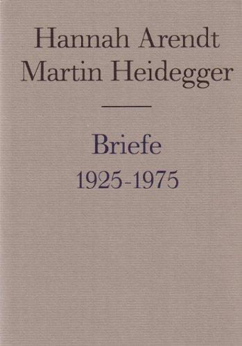 9783465032052: Briefe 1925-1975