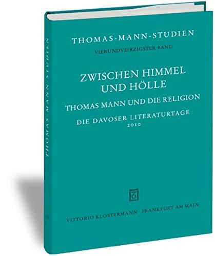 Zwischen Himmel und Hölle: Thomas Sprecher