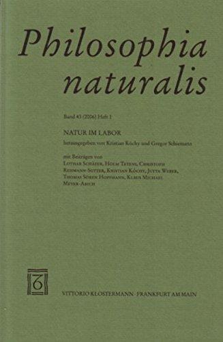 Natur im Labor: Kristian K�chy