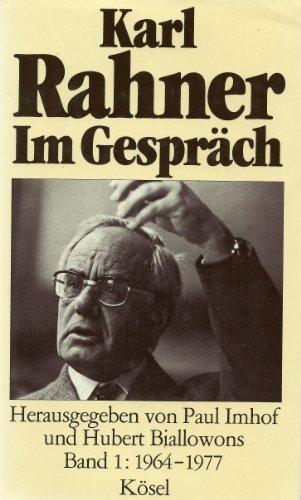 9783466202348: Karl Rahner im Gespräch