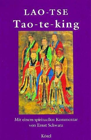 9783466203949: Tao Te King.